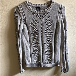 Knit Gap sweater!
